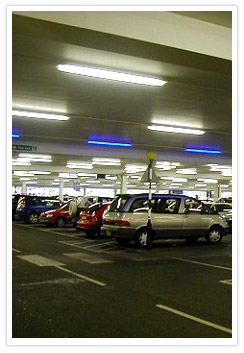 Commercial Parking Management