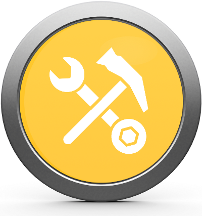 Parking Maintenance Roadway Repairs Icon