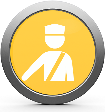Parking Maintenance Security Icon
