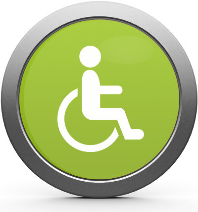 Parking Management Disabled & Parent Child Bays Icon