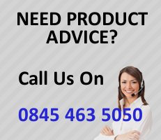 Product Advice Call Us On 0845 463 5050