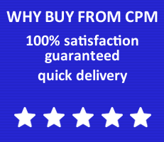 Why Buy From CPM